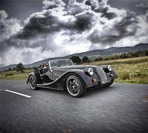 Morgan将推全新Plus8跑车 仅重1100kg
