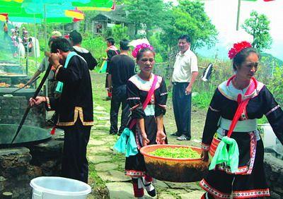 阿昌族的节日
