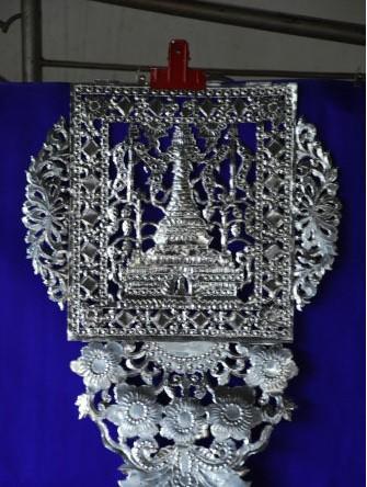 傣族元素手绘图