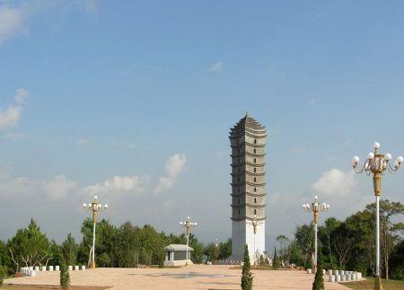 宁洱东塔公园