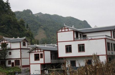 农村住房设计图容