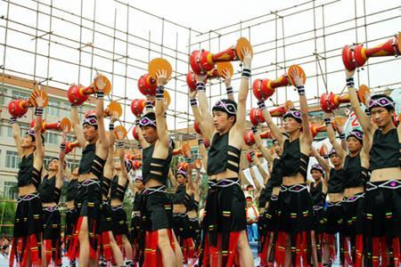 壮族陇端节
