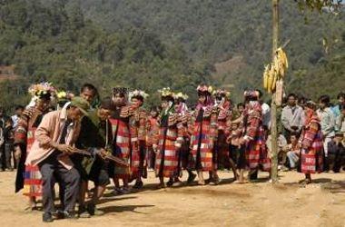 拉祜族卡腊节