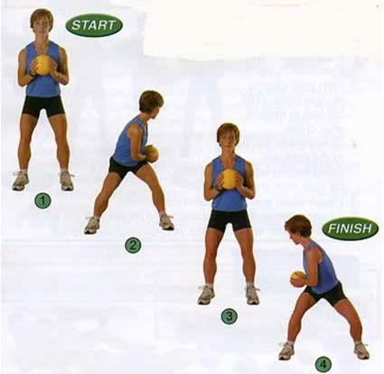 背部腰肌锻炼方法图解