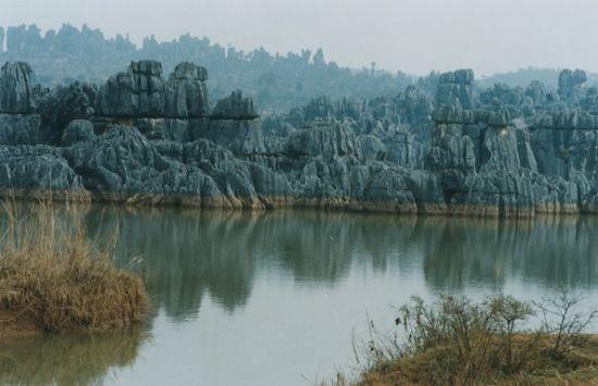 静谧仙女湖