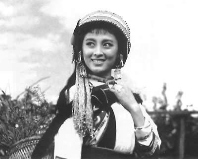 阿诗玛的塑造者――杨丽琨