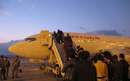 祥鹏航空今日开通昆明往返杭州新航线
