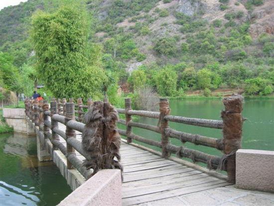 观音峡红军桥