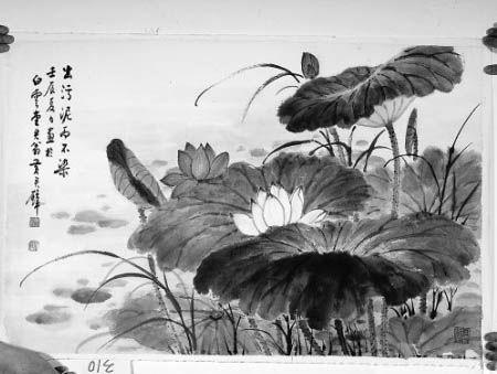 中国字画贴图 中国好字画 中国书法字画