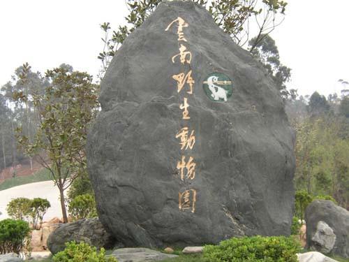 云南野生动物园位于昆明市东北部,地处金殿国家森林公园之中,与世博