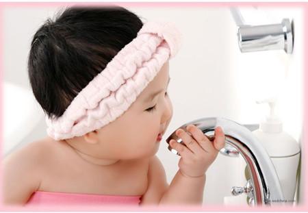 儿童洗脸步骤图片