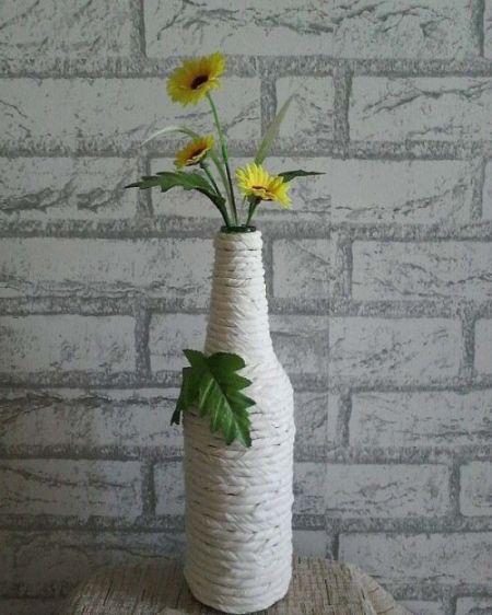 卷纸花瓶大全图片步骤