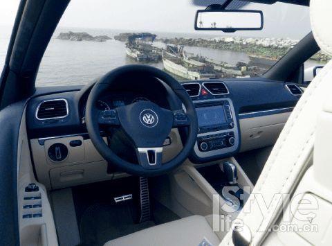 小游艇--试驾大众汽车新款eos(图)