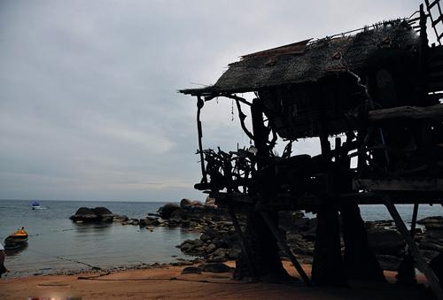 泰国苏梅岛:海参栖息乐园 一睹海参撒尿(4)
