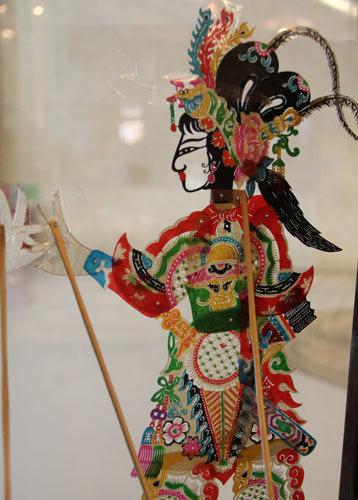 国家级非物质文化遗产——腾冲皮影戏