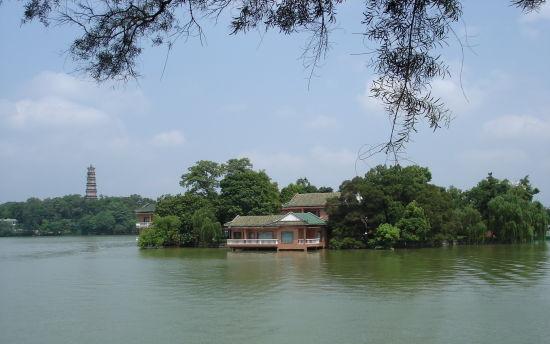 杭州的西湖