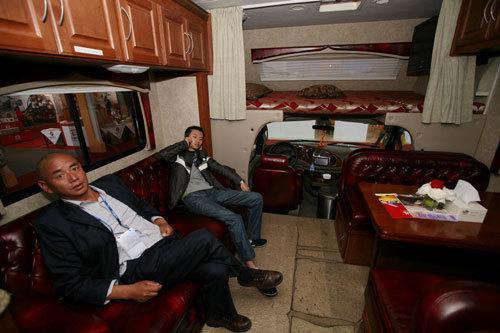 豪华房车内部图片