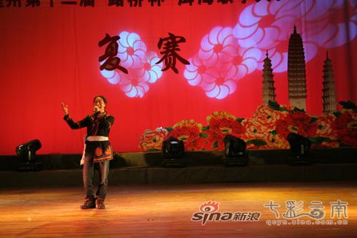 路桥杯洱海歌手大赛县级选手复赛在大理州群