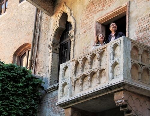 朱丽叶的阳台