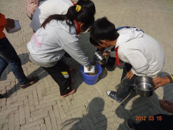 中心学校师生饮用水告急