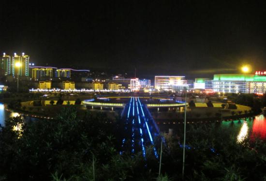 云南行——玉溪市聂耳音乐广场