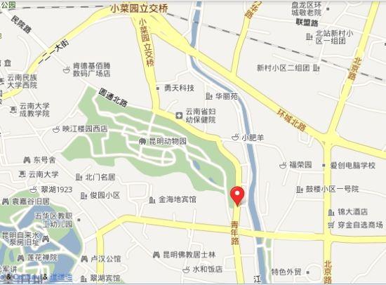 圆通山地图