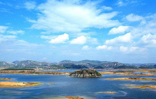 海峰湿地景色