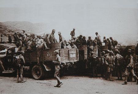 滇西抗战 中国正面战场战略反攻的开始