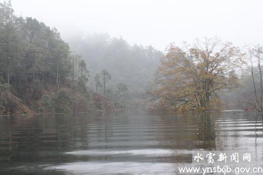 杨应楠视察铜锣坝国家森林公园旅游景区开发