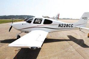 西瑞公司SR20轻型运动飞机