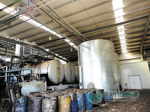 地沟油是生物柴油的生产原料之一