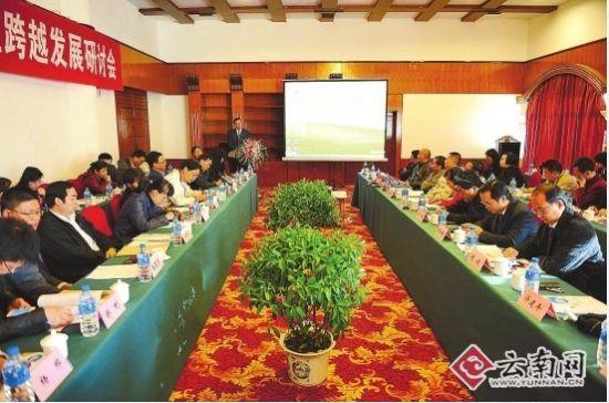 国家工商总局广告司司长孙鸿志在研讨会上讲话 沈云 摄