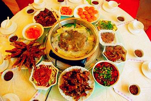 清汤鹅火锅-我所吃过的丽江美味