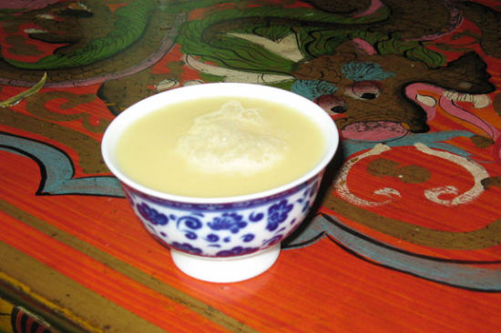 香格里拉酥油茶