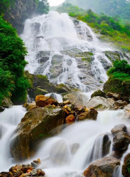 玉溪石门峡 摄影:藏花和尚
