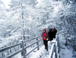 两区将迅速提升轿子雪山旅游接待能力