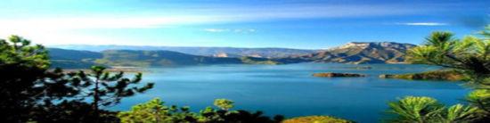 美丽的抚仙湖