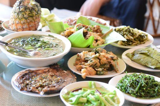 美味的傣族佳肴