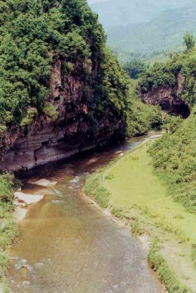 景谷县帕庄河