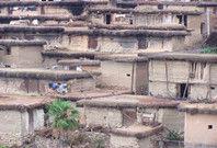 彝族古建筑奇葩 土掌房