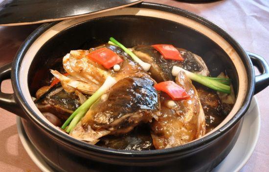 大理砂锅鱼