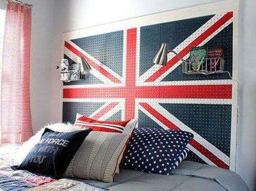 米字旗卧室壁纸