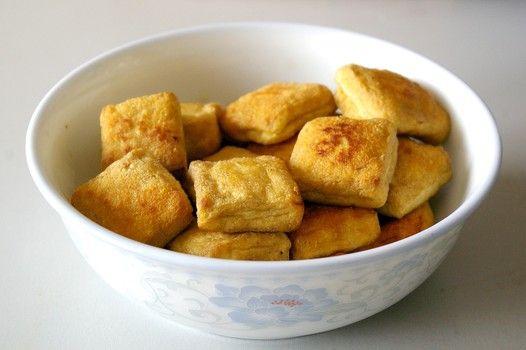 包浆豆腐 最是一口难忘红河味
