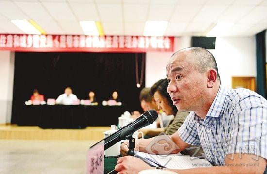 听证代表积极发言 龙宇丹 范璇 摄
