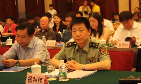 中国载人航天工程办公室副主任、少将杨利伟