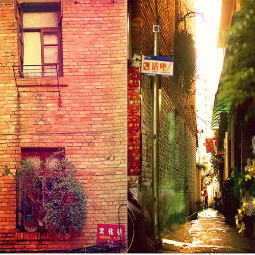 文化巷(图片来源:站酷网)