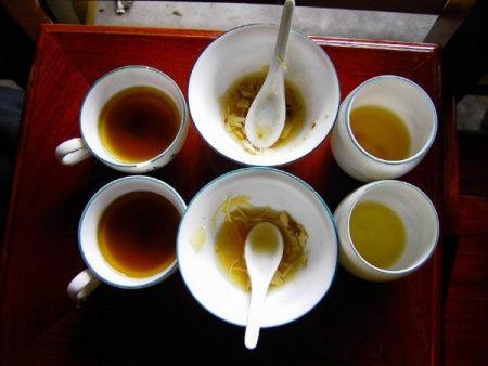 三道茶(图片来源:新浪网)