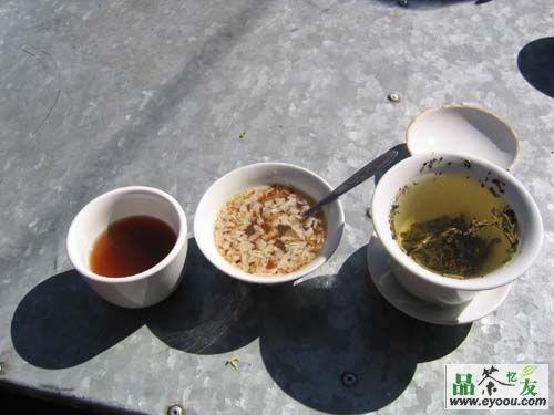 三道茶(图片来源:茶文化网)