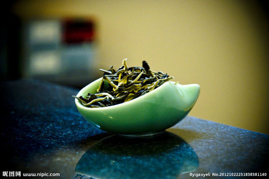 普洱茶(图片来源:昵图网)