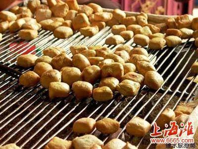 临安烧豆腐(图片来源:上海滩)